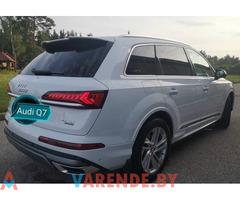 Аренда авто с водителем в Минске и РБ