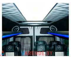 Аренда микроавтобуса 15 мест. Трансфер в Беларуси.
