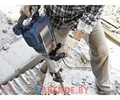 Прокат бетонолома (отбойного молотка) Bosch GSH 16-30 в Орше