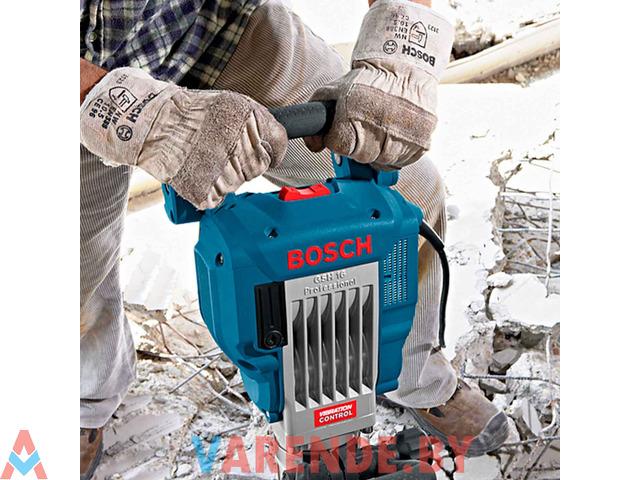 Прокат бетонолома (отбойного молотка) Bosch GSH 16-30 в Орше - 3/3
