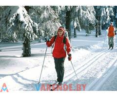 Прокат лыж в Жлобине