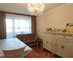 Аренда двухкомнатной квартиры в Минске, Центральный район, Немига, Победителей 47