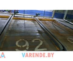 Продается машиноместо в подземном паркинге «ЖК Парус»