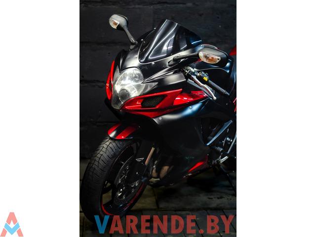 Аренда мотоцикла Suzuki GSX-R 750 в Минске - 3/4