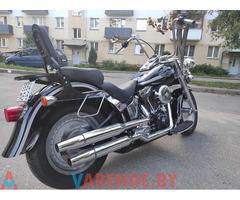 Аренда мотоцикла HARLEY - DAVIDSON FATBOY