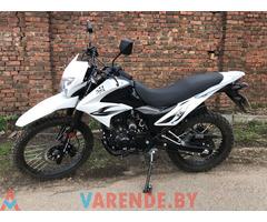Аренда( прокат) мотоцикла ЗИД Х250 в Минске.