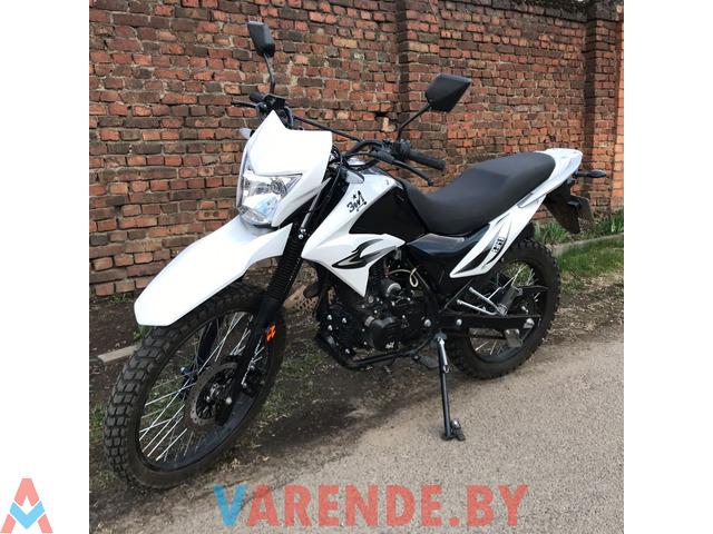 Аренда( прокат) мотоцикла ЗИД Х250 в Минске. - 2/4