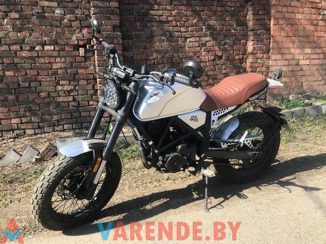 Аренда( прокат) мотоцикла Minsk SCR250 в Минске. - 1/4