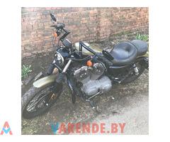 Аренда( прокат) мотоцикла Harley Davidson Sportster XL1200 в Минске.
