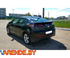 Прокат Chevrolet Volt в Минске