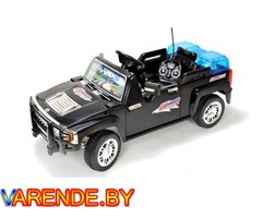 Электромобиль Kid Hummer With Radio Control