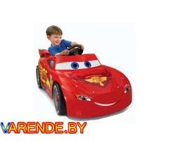 Детский электромобиль «Молния» McQueen