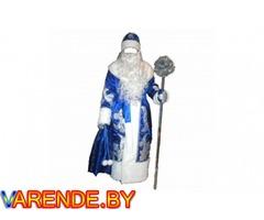 Прокат костюма Деда Мороза в Минске