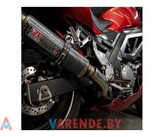 Аренда мотоцикла Suzuki SV 650 Naiked