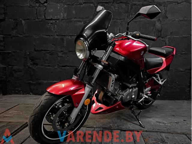 Аренда мотоцикла Suzuki SV 650 Naiked - 4/4