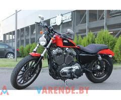 Аренда мотоцикла Harley-Davidson Sportster 1200  в Минске