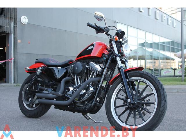 Аренда мотоцикла Harley-Davidson Sportster 1200  в Минске - 2/3