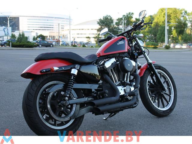 Аренда мотоцикла Harley-Davidson Sportster 1200  в Минске - 3/3
