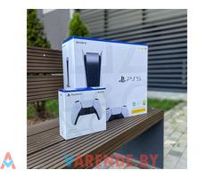 Прокат игровой приставки Sony PlayStation 5