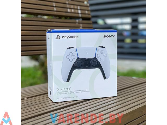 Прокат беспроводного контроллера Sony DualSense - 1/3
