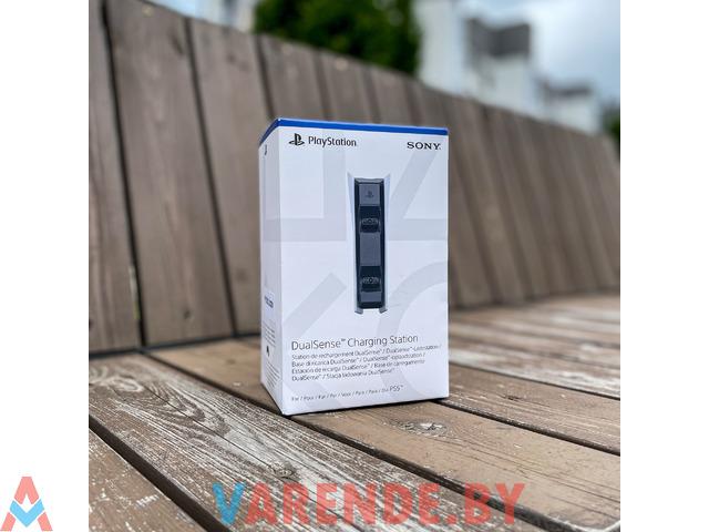 Прокат зарядной станции DualSense для Sony PlayStation 5 - 1/2