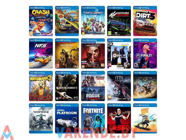 Прокат   аренда игровых приставок Sony PlayStation 5 в Минске - 2/4