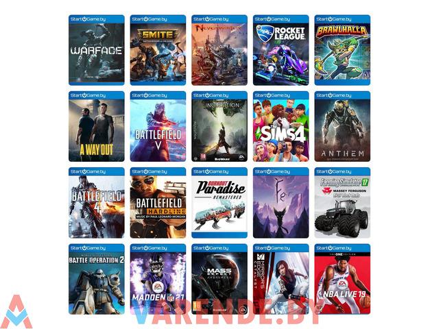 Прокат   аренда игровых приставок Sony PlayStation 5 в Минске - 4/4