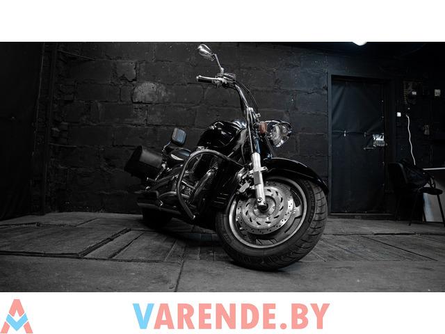 Аренда мотоцикла Honda VTX 1300 R в Минске - 1/4