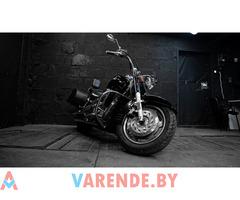 Аренда мотоцикла Honda VTX 1300 R в Минске