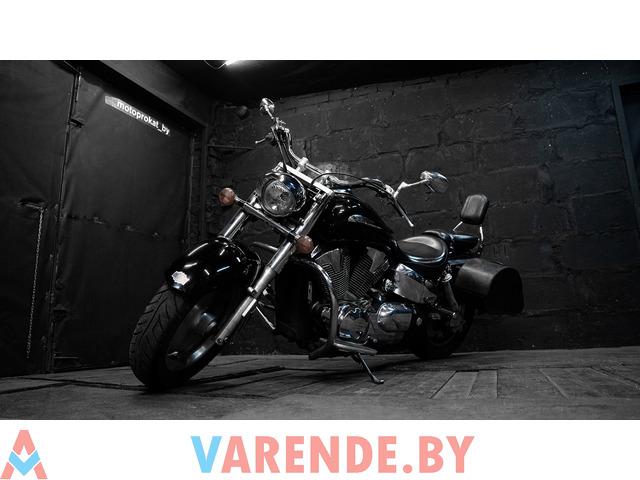Аренда мотоцикла Honda VTX 1300 R в Минске - 2/4