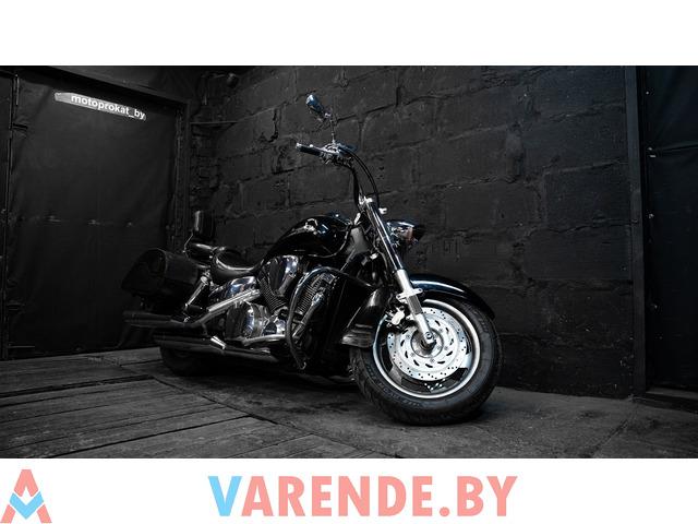 Аренда мотоцикла Honda VTX 1300 R в Минске - 4/4
