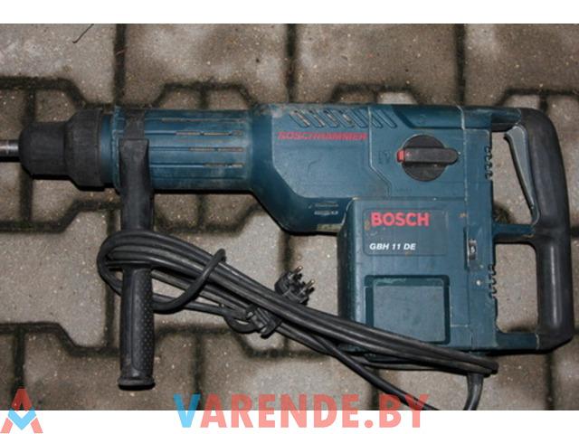 Перфоратор Bosch GBH 11 DE. Аренда Орша - 2/2