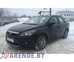 Ford Focus напрокат