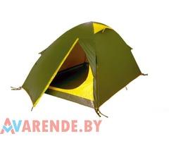 Двухслойная туристическая палатка Tramp Scout 3
